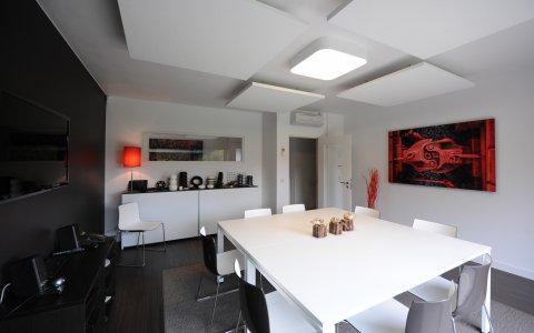 Salle de réunion de bureaux, Brabant Wallon